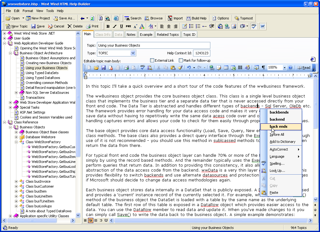 Editing Text With Microsoft Word